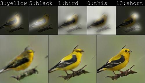 マイクロソフトがキーワードに対応する画像を作るAIを開発