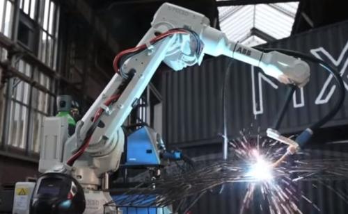 3Dプリンタで鋼鉄製の橋を作るプロジェクト