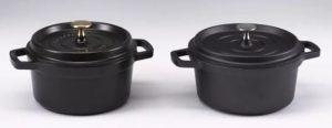 プラギアリアス賞となった煮鍋