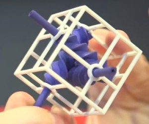3Dプリント製立体歯車